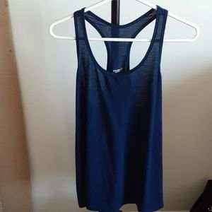 Old Navy Active Go Dry Tank - Size Large Tall Navy